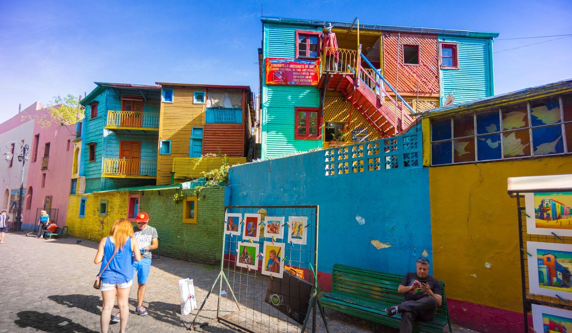 Die Millionenmetropole Buenos Aires ist definitiv eine der Top Sehenswürdigkeiten Argentiniens! Quelle: Viventura