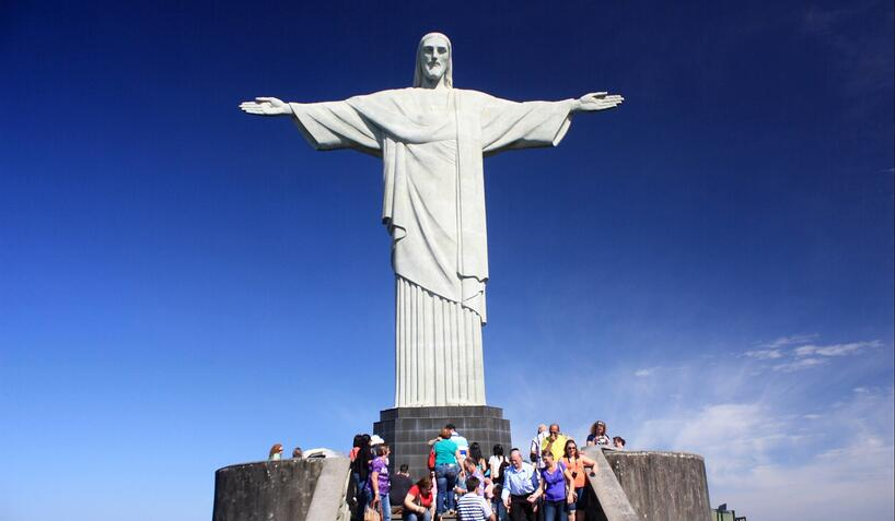 Christus-Statue, Corcovado in Rio de Janeiro
