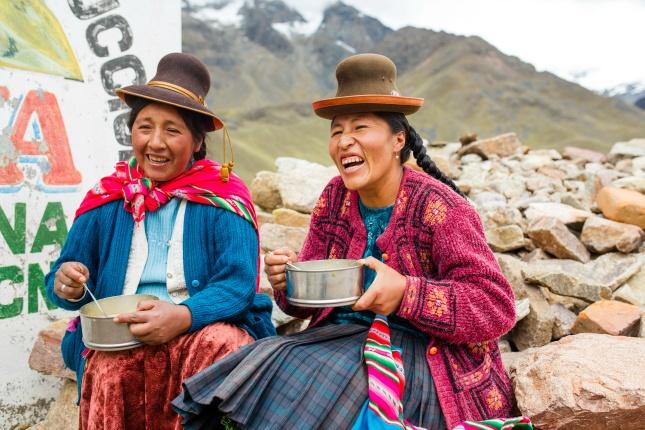 In der Andenegion Perus wird noch heute die Mythe des Pishtaku erzählt.