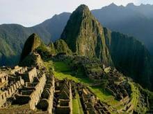 Machu Picchu - eines der Highlights der Reise