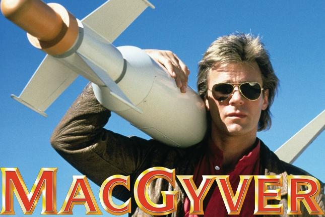 Manche Eltern benennen ihr Kind nach ihren Helden wie MacGyver.