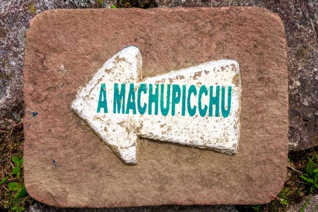 Wo geht's hier nach Machu Picchu?