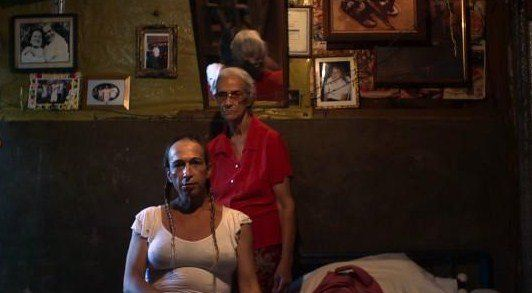 """Still, Filmausschnitt, aus """"El Hombre Nuevo"""" von Aldo Garay auf der Berlinale 2015"""