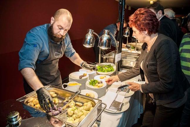 Catering im Restaurant