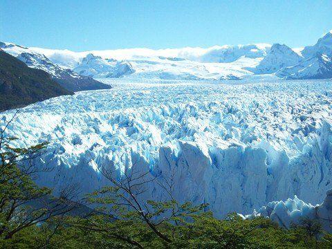 Sehenswürdigkeiten Südamerika: Perito Moreno Gletscher