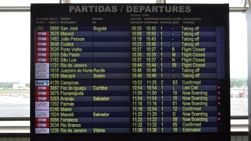 Wohin wohl der nächste Flug geht...? Quelle: wikipedia.
