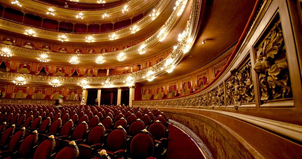 Definitv einen Besuch wert: Das Teatro Colón in Buenos Aires. Quelle: flickr