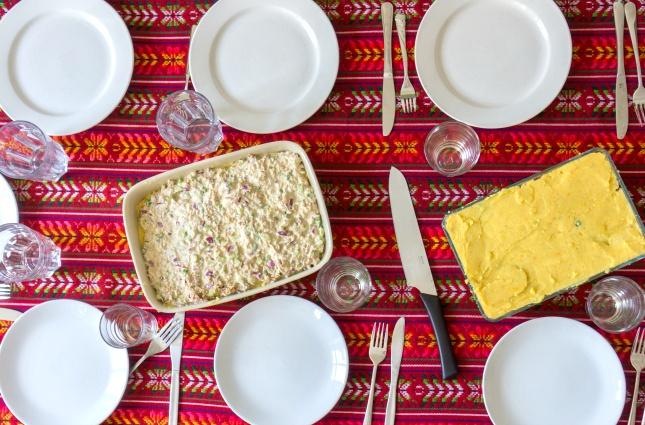 A comer! Bei so einem leckeres Resultat lassen die Gäste nicht lange auf sich warten.