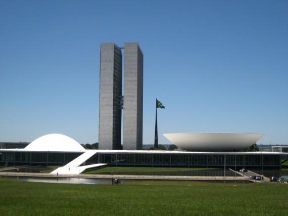 Oscar Niemeyer Gebäude: Congreso_Nacional