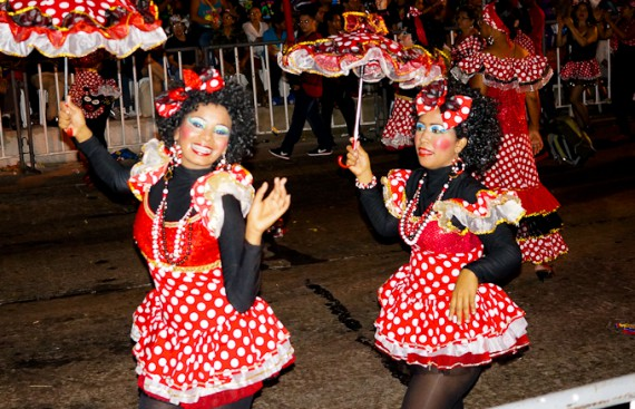 Karneval in Barranquilla: Negrita Puloy