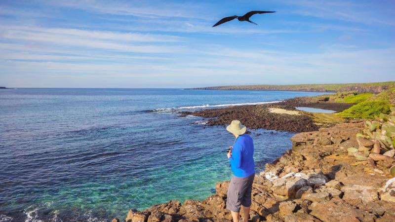 Um die Inseln und ihre Bewohner zu schützen, gibt es für Touristen eine Nationalparkgebühr.