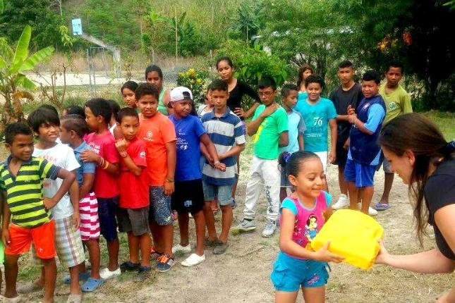 Die Folgen des Erdbebens von 2016 betrifft die Bevökerung von Canoa noch immer