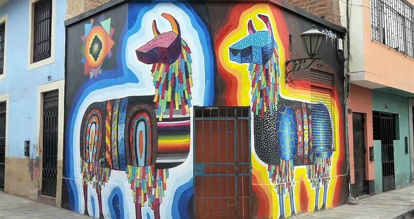 Lima, Lamas, Liebe!