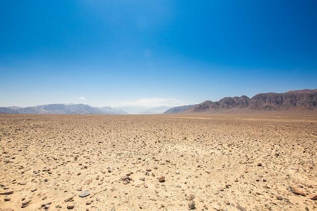 Top 10 Peru Highlights: Die weltberühmten Nazca-Linien mitten in der , felsenreichen Wüstengegend der Pampa Colorada sind Figuren, die in Sand gegraben wurden