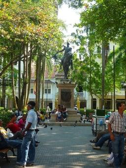 Parque Bolívar