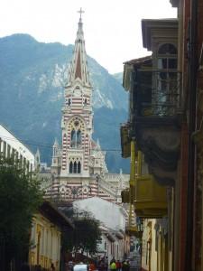 La iglesia de Maria del Carmen