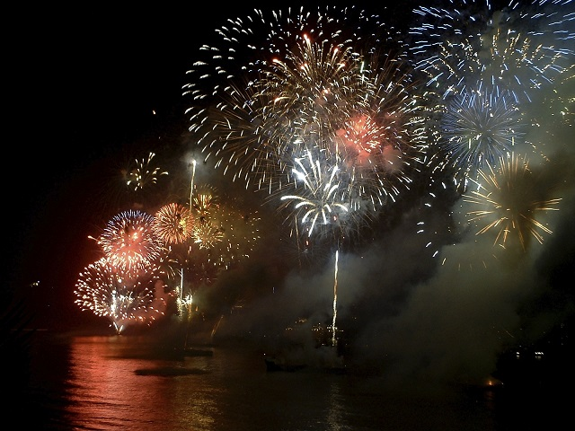 Rio is one of the best places to spend New Years