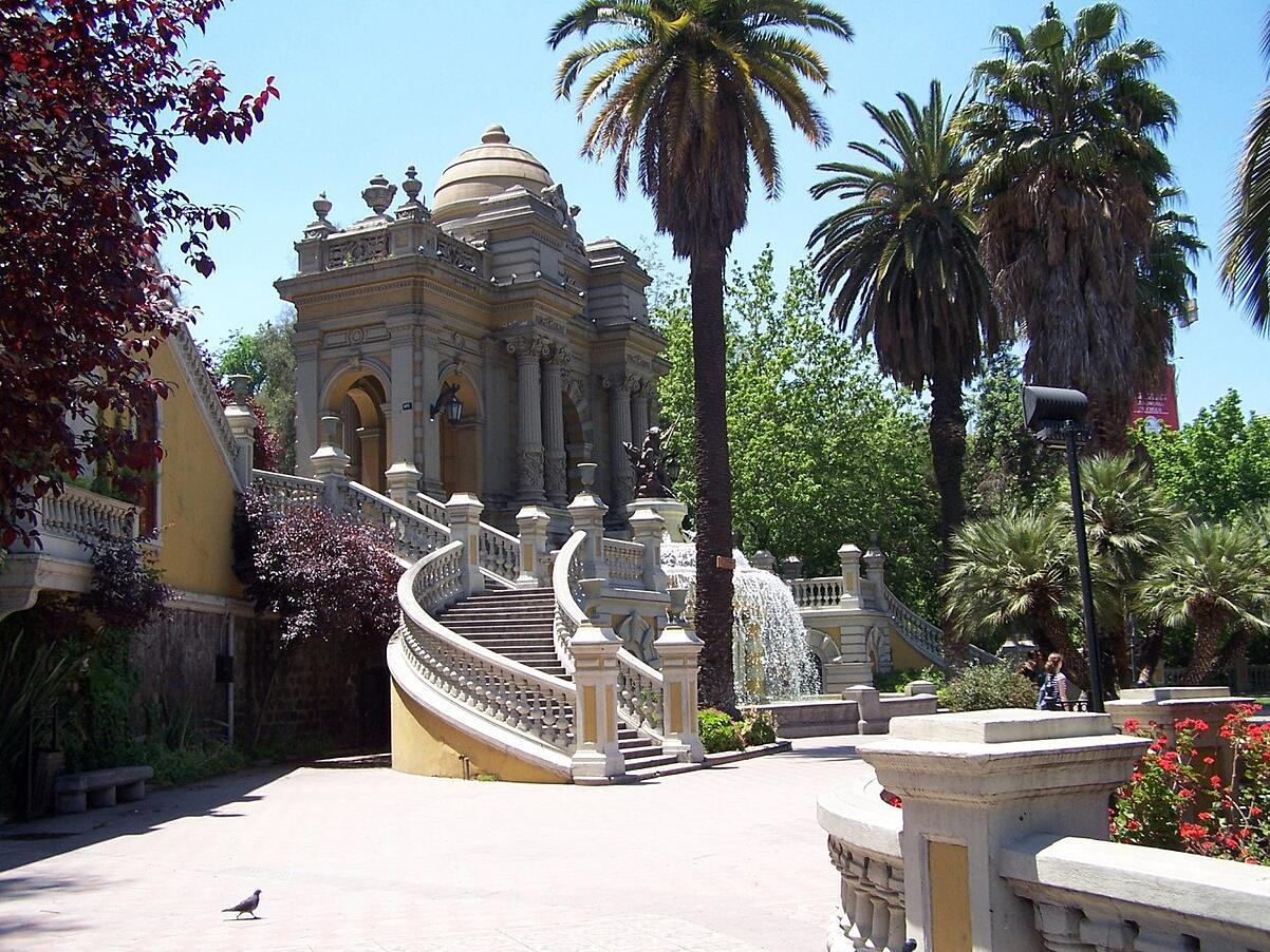 Top 10 Santiago de Chile Sehenswürdigkeiten