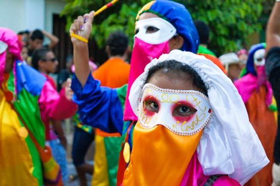 Karneval in Barranquilla: Monocuco