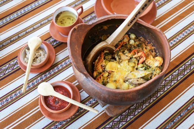 Auf Food Festivals entdeckt man immer neue südamerikanische Spezialitäten