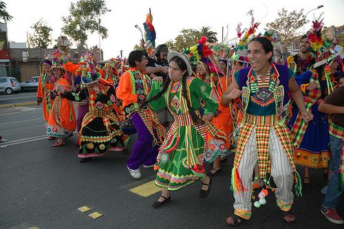 Tanz Peru 1