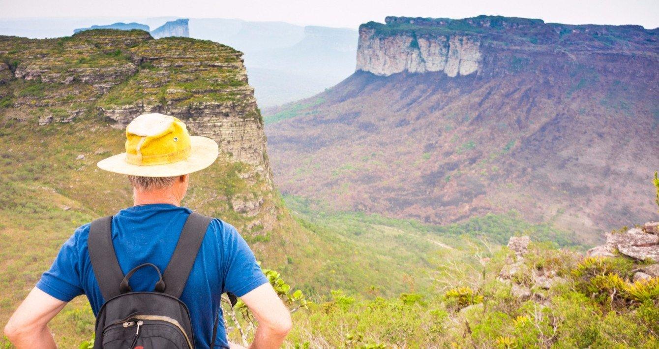 Die Tafelberge sind ein imposantes Highlight im Pantanal in Brasilien.