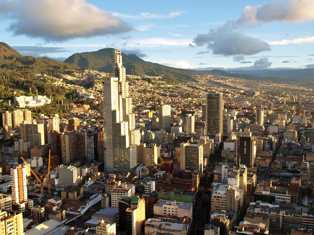 Kolumbien Sehenswürdigkeiten: Bogotá. Quelle: Flickr.