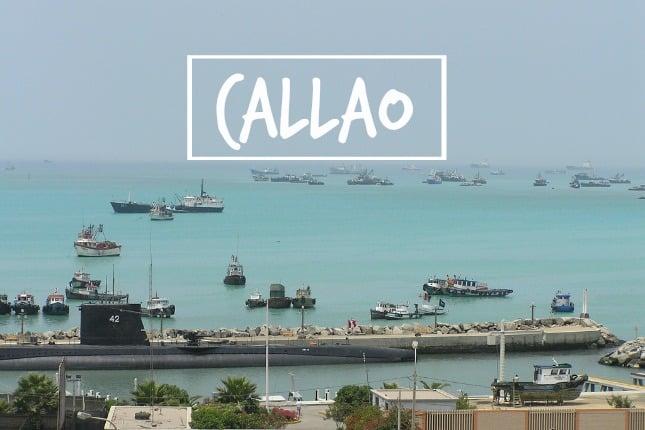 Hafen von Callao