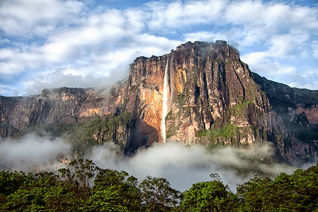Canaima - Salto Angel