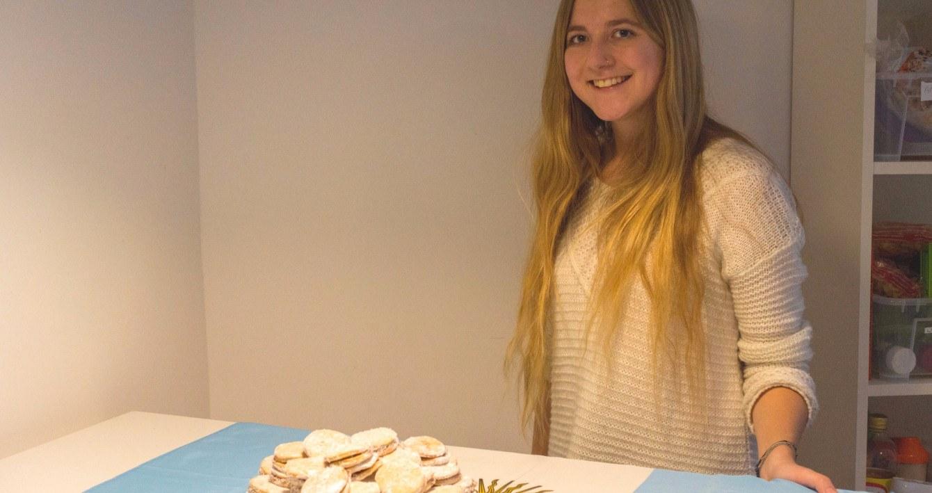 In Südamerika hat sich Kaya durch die heimischen Süßigkeiten getestet und dabei das ein oder andere Rezept mitgebracht.