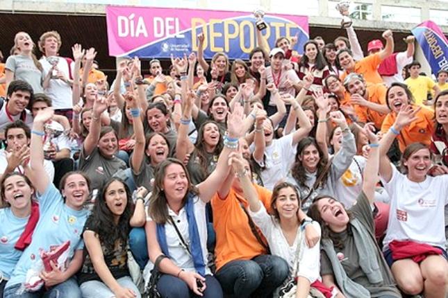 Der Tag des Sports wird in ganz Südamerika groß gefeiert.