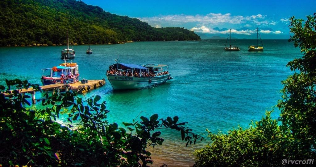 Die Ilha Grande ist das Sinnbild eines tropischen Paradieses. Foto: rvcroffi/flickr.