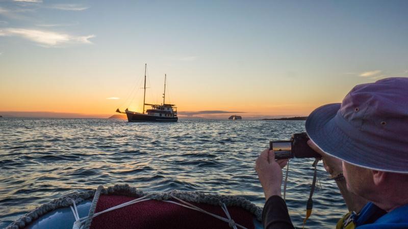 Die wohl schönste art, die Galapagos-Inseln zu erkunden: eine Galapagos Kreuzfahrt!