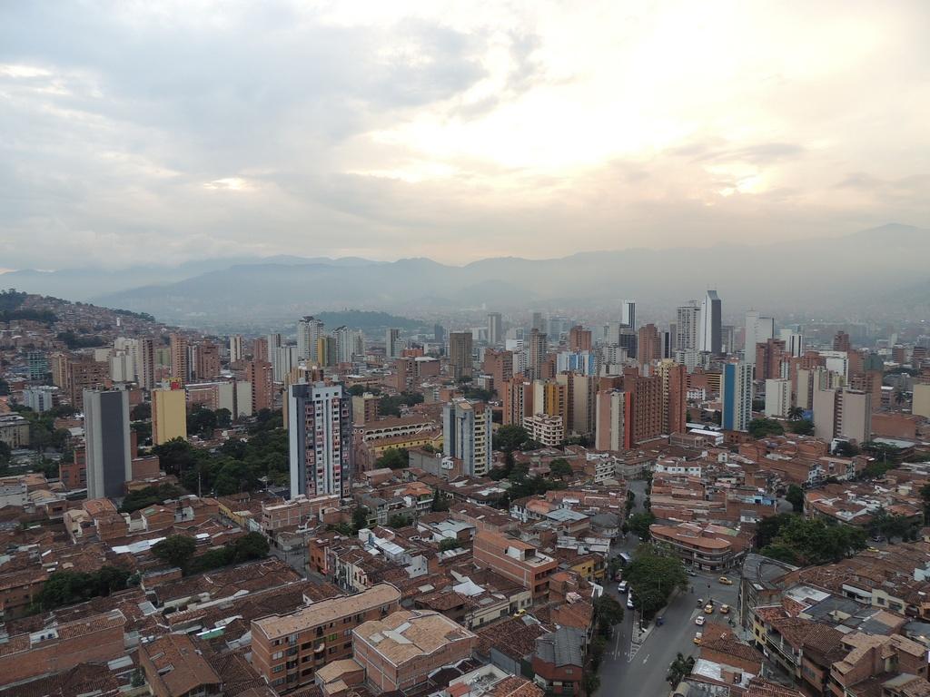 Kolumbien Sehenswürdigkeiten: Medellin. Quelle: Flickr.