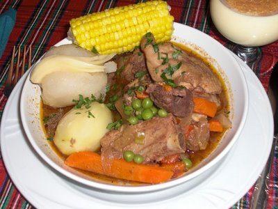 Picana de navidad. Foto von recetasbolivianas.blogspot.com