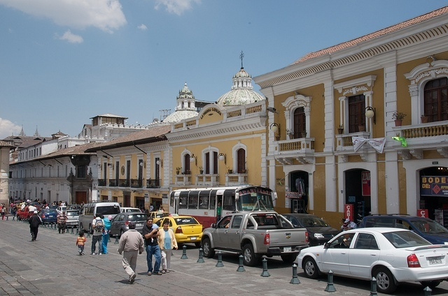 Quito Straße