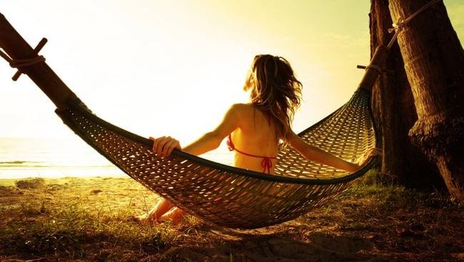 Wie schläft man korrekt in einer Hängematte? Viventura Blog - Benno Schmidt
