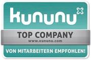 kununu Top Company Auszeichnung für viventura