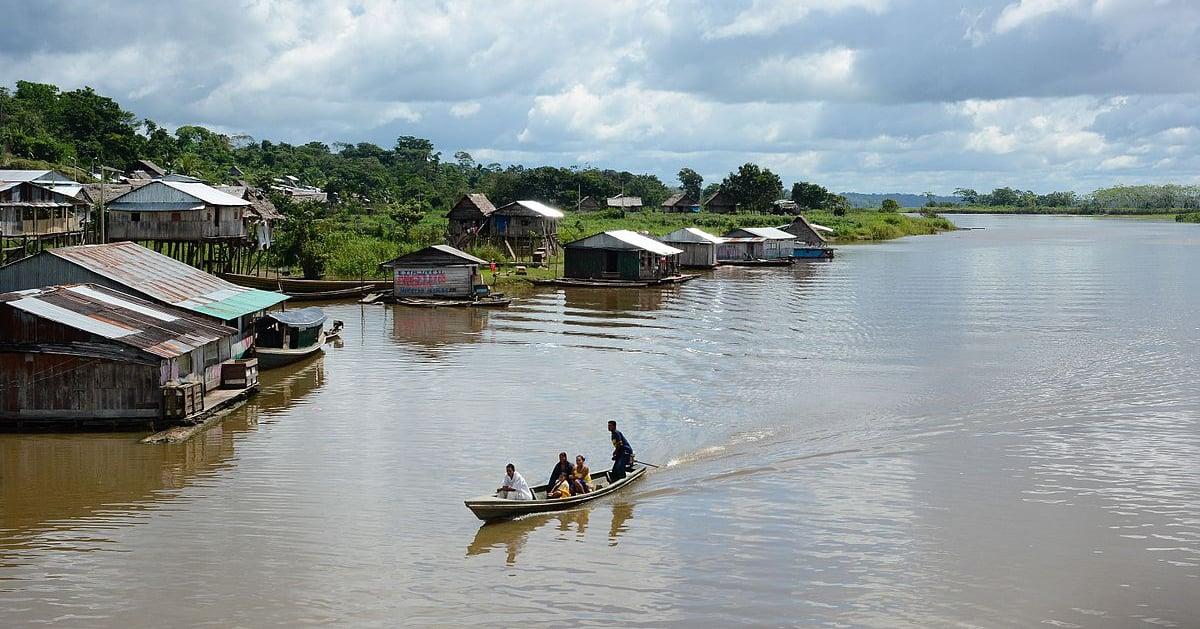 Leticia ist ein beliebter Ausgangsort für Dschungelexpeditionen.