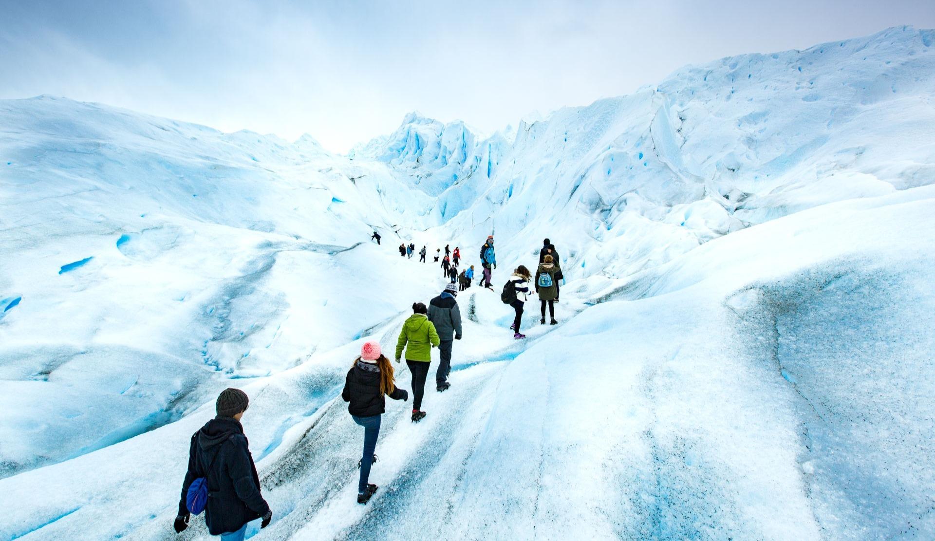 Wer in Patagonien wandern will, sollte seine Reisezeit für Argentinien sorgfältig wählen. Quelle: Viventura