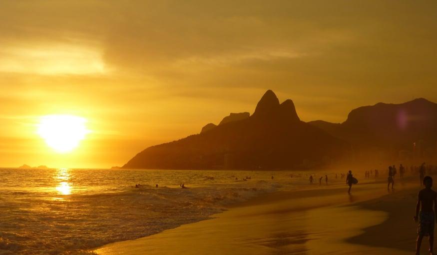 ipanema-beach-rio de janeiro