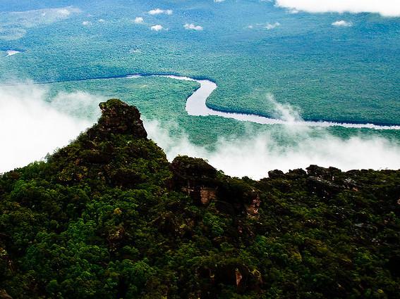 Venezuela Sehenswürdigkeiten: Amazonas